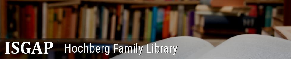 ISGAP-Hochberg Family Library
