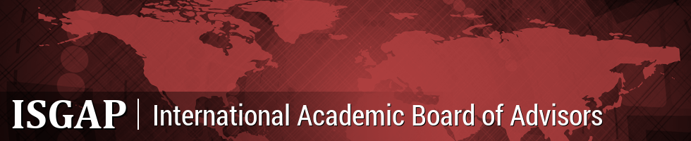 International Academic Board of Advisors
